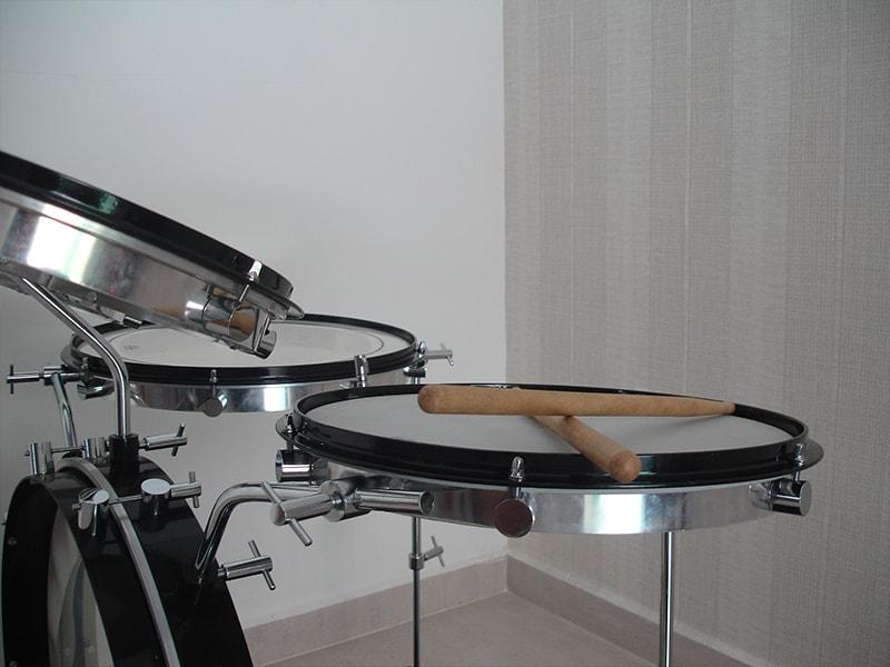Bateria Acústica Portátil Gerbelli